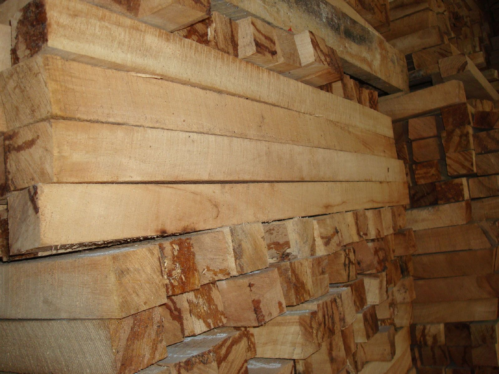 Wood drying oil