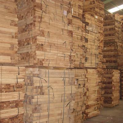 Export rubber wood drying