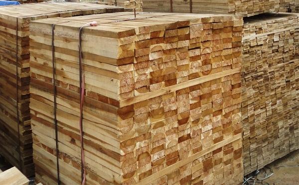 Materials Acacia wood bar