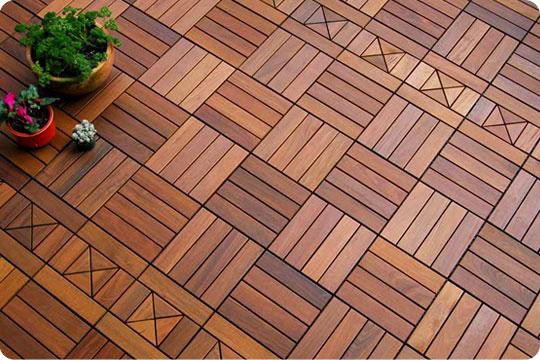 Sàn gỗ dầu