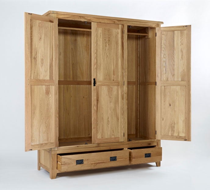 Products from American oak